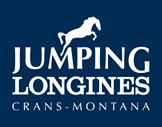 Jumping longines Charity le 18 janvier 2020 à Crans-montana le